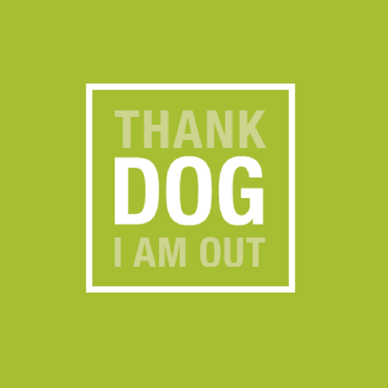 Thank DOG I Am Out Rescue Society